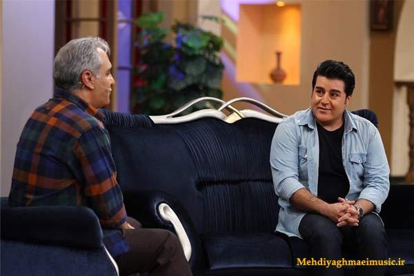 فیلم کامل حضور مهدی یغمایی در برنامه دورهمی
