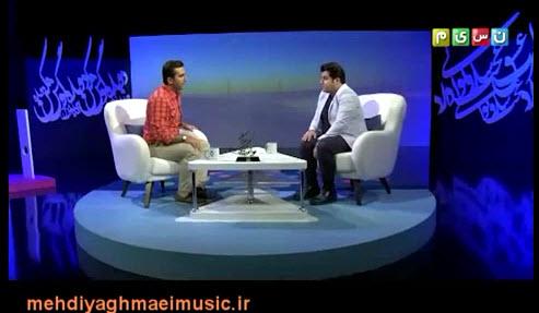 ویدیو کامل حضور مهدی یغمایی در برنامه