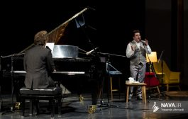 کنسرت پیانو آواز گروه ژوان در تالار وحدت